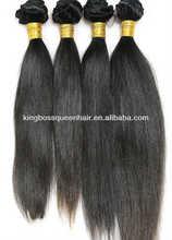 China manufacturer AAAAA grade indian virgin human hair weaving