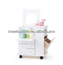 wooden dresser for ladies dresser with mirror bedroom makeup cabinet
