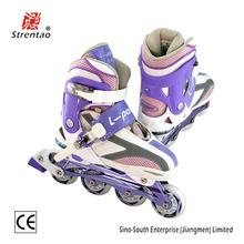 quad roller skates/ adjustable roller skates strap on skate glider/ super roller skate shoes