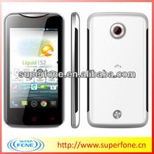 s2 3.5inch touch screen phone dual sim dual standby cheap PDA quadband phone