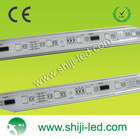 30leds 48leds LED rigid bar RGB IC2801 smd 5050 digital full color epistar rigid led strip