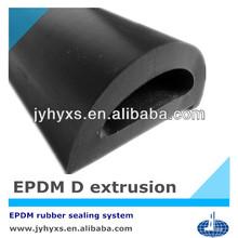 Jiangyin Huayuan supply various OEM EPDM marine fender