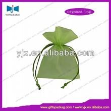 custom popular organza packing bag