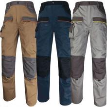 Gros mens cargo combat pantalons de travail