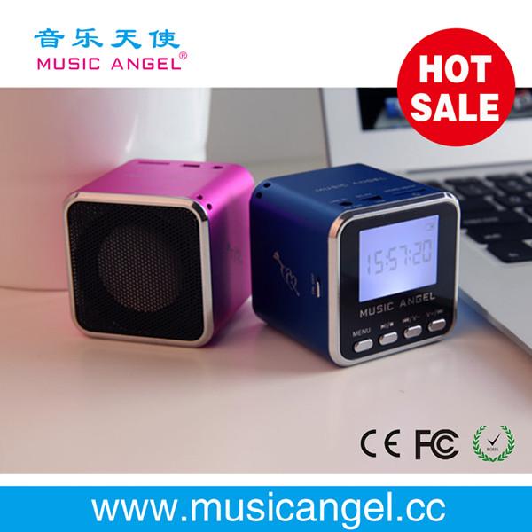 Angel Music Box Speaker Music Box Mini Speaker China