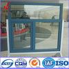 anodized finish waterproof wood cladding aluminum window