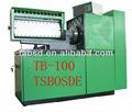 Tb-100 ordinaria de combustible de la bomba de inyección de equipos de prueba