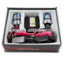 2014 new universal 12v 35w h6/h6m bi xenon slim ballast hid kit