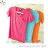 wholesale girls blank t shirts/top fashion girl t shirt/girls printed t shirts