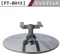 height adjustable swivel and lift iron base metal sofa legs