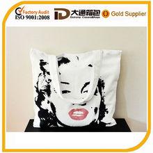 2014 resuable cheap stylish design bag shop