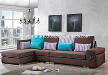 Fabric L-Shape Sofa
