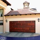 Panel Style Timber Garage Doors