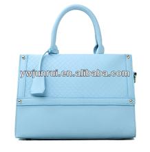 2014 Elegant navy blue women handbag jelly candy bag for lady