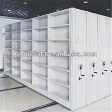 High Density Office Filing Cabinet Mobile Shelving Storage