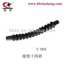 motorcycle cable part rubber part for clutch cable or brake cable rubber boot hebei factory