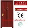 décoration cadre de porte en bois