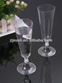 5oz 18g plástico descartável copo de champanhe