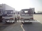 ISUZU double cabin 4x2 cargo vehicle 3-5 tons small cargo trucks