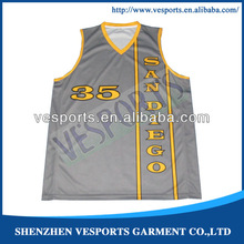 Custom basketball jersey black and red