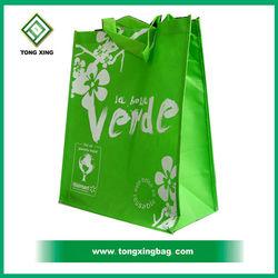 90g D cut non-woven fabric shopping bag