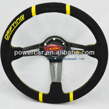 MOMO drifting steering wheel for racing car 14 inch 350mm