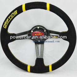 MOMO drifting steering wheel for racing car 14 inch 350mm