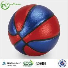 mini laminated basketball