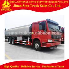 25m3 oil tanker / 25000L oil tank truck for sale