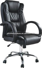 modern popular PU leather manager/executive chairs office chairs/executive high back leather chair
