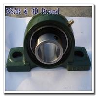 insert ball bearing with pillow blcok UCP208 ,adjustable bearing