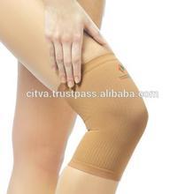 elastic médica atadura tubular para a fixação da articulação do joelho