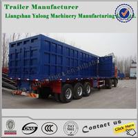 Yalong box trailer sale