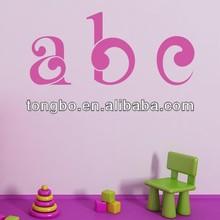 OEM Paper Handmade ABC Letter Sticker