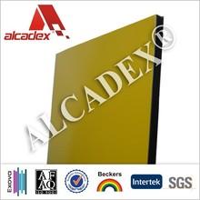 dibond panels outdoor advertising sign board materials