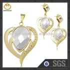 dubai gold jewelry set / wedding jewellery designs