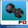 Zhejiang yuyao injection molding factory customized plastic mold, plastic parts