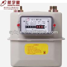 Classic Household Steel Case Diaphragm Gas Meter G1.6