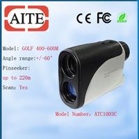 800 meter Aite Laser Golf and Angle Range Finder for China Golf Club Laser Rangefinder