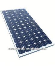 Factory+Mono+Poly+Protable monocrystalline sun power solar panel 250w
