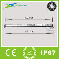 2014 Favorites Compare Auto Epistar dual Rows LED Light Bar 300W WI9027-300