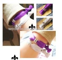 Wholesale Elastic Knotted Hair Ties Bracelet