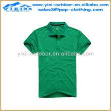 2016 mens brand sport polyester new design polo t shirt