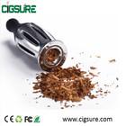 2014 newest e cigarette s2 dry herb vaporizer 4ml wax vaporizer /wax atomizer