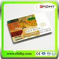 profissional inkjet printable plástico pvc cartão de identificação de plástico com cartão