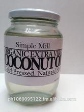Raw Virgin Organic Coconut Oil