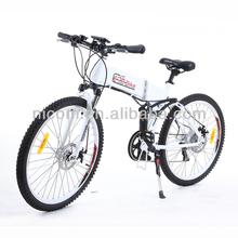 bicicletaelétrica tde06z nova bateria de litium no quadro