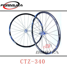 CTZ-340 stainless steel bicycle disc wheels