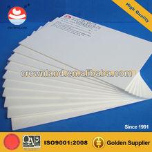 offset printing pvc plastic sheet