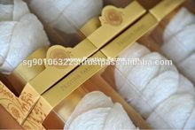 Highest Grade Indonesia Edible Swallow Bird Nest / Yan Wo - Supreme White 50gr